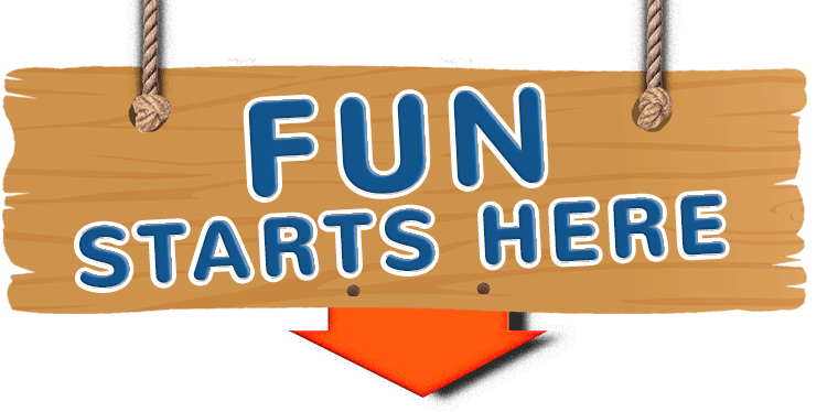 Fun Starts Here - Scroll Down To Contact Us